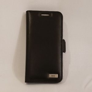 Other - iPhoneX Leather flip wallet/case kickstand NWT